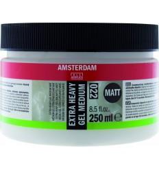 Медиум гель для акрила Amsterdam ROYAL TALENS (022), экстра прочный, матовый 250мл