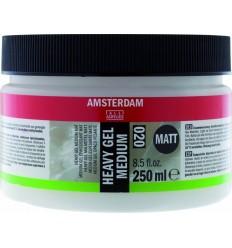 Медиум гель для акрила Amsterdam ROYAL TALENS (020), прочный, матовый 250мл