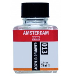 Раствор для очистки кистей от акрила Amsterdam ROYAL TALENS (013), 75мл
