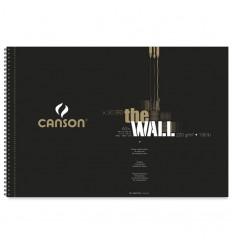 Альбом для маркеров THE WALL CANSON, А3 29.7*42см., 220гр/м.кв., 30л спираль
