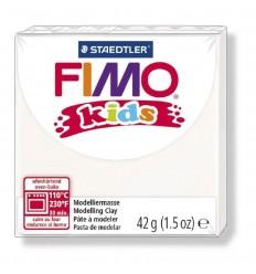 Глина полимерная STAEDTLER FIMO kids, 42г. - белый