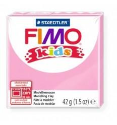 Глина полимерная STAEDTLER FIMO kids, 42г. - розовый