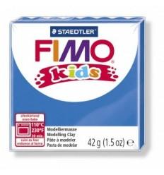 Глина полимерная STAEDTLER FIMO kids, 42г. - синий