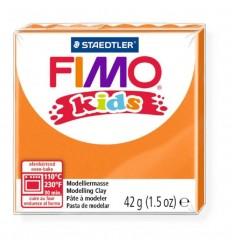 Глина полимерная STAEDTLER FIMO kids, 42г. - оранжевый
