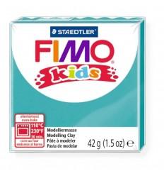 Глина полимерная STAEDTLER FIMO kids, 42г. - бирюзовый
