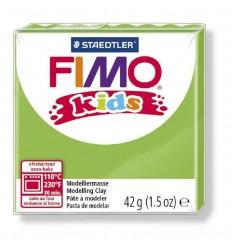 Глина полимерная STAEDTLER FIMO kids, 42г. - светло-зеленый