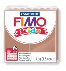 Глина полимерная STAEDTLER FIMO kids, 42г. - светло-коричневый