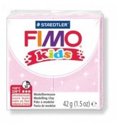 Глина полимерная STAEDTLER FIMO kids, 42г. - перламутровый светло-розовый