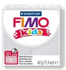 Глина полимерная STAEDTLER FIMO kids, 42г. - светло-серый