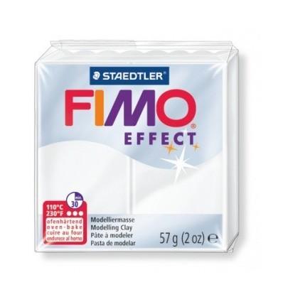 Глина полимерная STAEDTLER FIMO Effect, 57г. - прозрачный