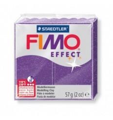 Глина полимерная STAEDTLER FIMO Effect, 57г. - лиловый металлик