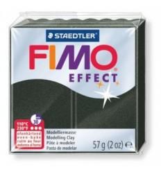 Глина полимерная STAEDTLER FIMO Effect, 57г. - Перламутровый черный
