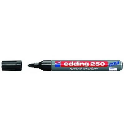 Маркер для досок edding 250, круглый наконечник,