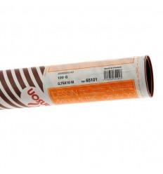 Бумага миллиметровая CANSON 0.75*10м, 100гр., Оранжевая в рулоне