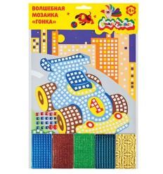 Волшебная мозаика ГОНКА Каляка-Маляка