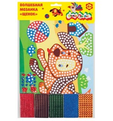 Волшебная мозаика ЩЕНОК Каляка-Маляка