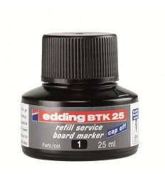 Чернила для маркеров для досок  Edding BTK25, 25мл