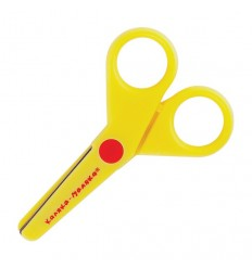 Ножницы детские безопасные Каляка-маляка, с метал.лезвиями в пластике, 90 мм