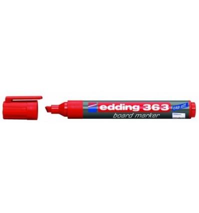 Маркер для досок edding 363, скошенный наконечник 1-5мм