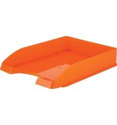 Лоток для бумаг горизонтальный Attache Fantasy, оранжевый