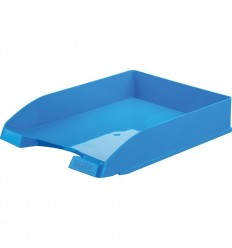 Лоток для бумаг горизонтальный Attache Fantasy, голубой