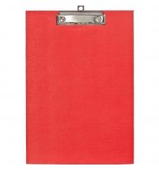 Планшет Attache картонный ПВХ, красный