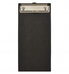 Планшет Attache Е65 картонный ПВХ, черный