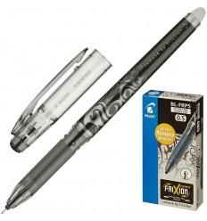 Ручка гелевая стирающаяся Pilot Frixion Рoint BL-FRP5, 0,25 мм, Цвет: Черный