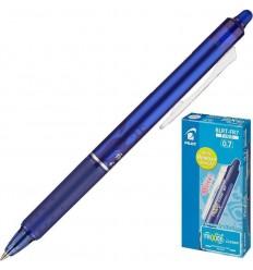 Автоматическая гелевая ручка стирающаяся PILOT Frixion Clicker BLRT-FR7, 0,4мм, Цвет: Синий
