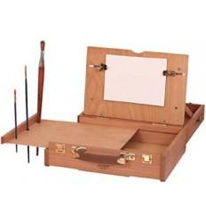 Ящик для красок MABEF раскладной (30х38см)