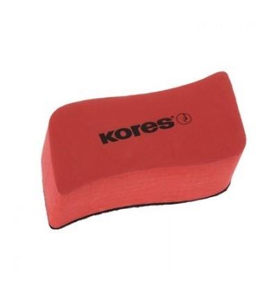 Губка-стиратель для досок магнитная KORES Magnetic Whiteboard Eraser