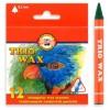 Восковые трехгранные мелки Koh-i-Noor TRIO WAX, d-8,2мм, 12 цветов