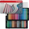 Набор фломастеров STABILO PEN 68, 50 цветов в металлическом пенале