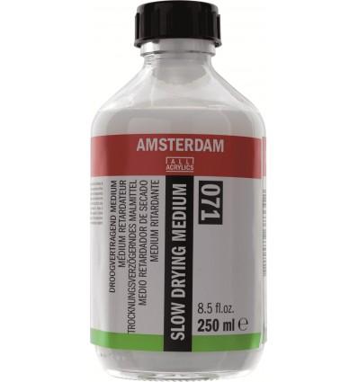 Медиум для акрила ROYAL TALENS Amsterdam (071), для замедления высыхания 250мл