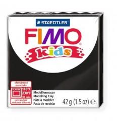 Глина полимерная STAEDTLER FIMO kids, 42г. -  черная