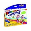Детские фломастеры Edding 14 FUNTASTICS, 12 цветов