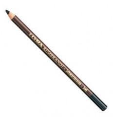 Меловой карандаш, обезжиренный, черный, Lyra Rembrandt Special 305, 1шт.