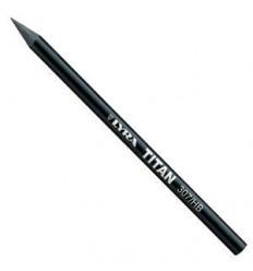 Графитный карандаш Titan, 307/2В, 1шт