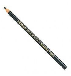 Угольный жирный карандаш, очень мягкий, Lyra Rembrandt Special 308/8В, черный, 1шт
