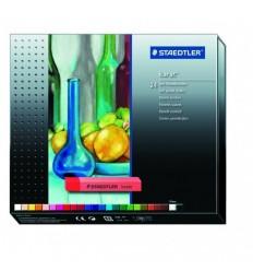 Набор пастельных мелков STAEDTLER Karat Pastel, 24 цвета