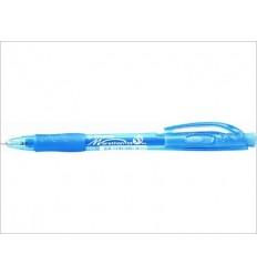 Ручка шариковая автоматическая STABILO Marathon 0,3 мм