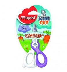 Ножницы детские Maped Kidicut, 12см, пластиковые лезвия