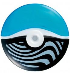 Ластик круглый MAPED WHIZZ с открывающимся пластиковым футляром