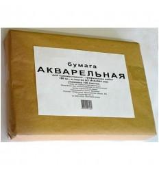 папка для рисования бумага для акварели A2, 100 листов, 200гр