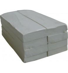 Пластилин скульптурный школьный Koh-I-Noor, белый, мягкий, 1 кг