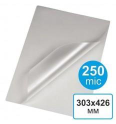 Пленка для ламинирования 303 х 426, А3, 250 мкм (100 шт)