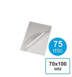 Пленка для ламинирования 70х100, 75 мкм (100 шт)