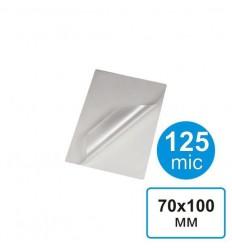Пленка для ламинирования 70х100, 125 мкм (100 шт)