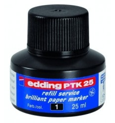 Пигментные чернила Edding PTK25, 25мл