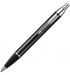 Ручка шариковая Parker IM Black CT, S0856430, синяя, 0,5 мм